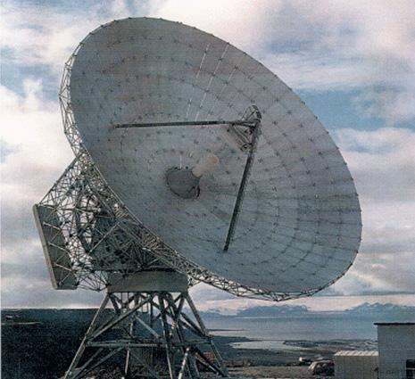 Radar de l'EISCAT