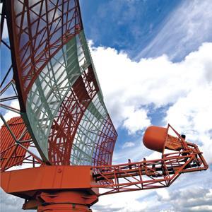 Radar aérien monostatique
